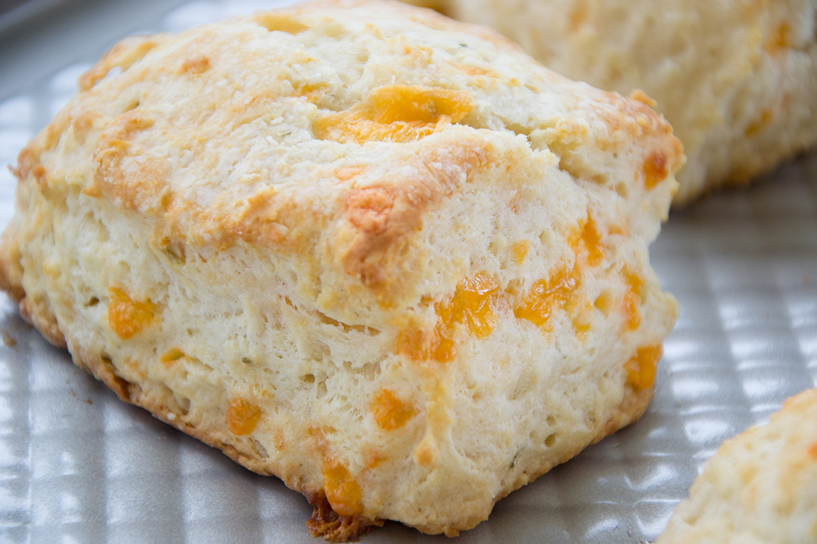 Cheese Biscuits | Chateau Elma