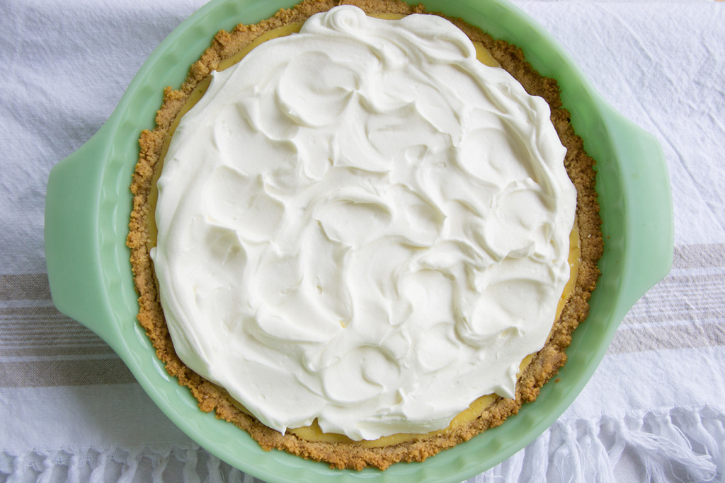 Lime-PIe-with-Whipped-Cream