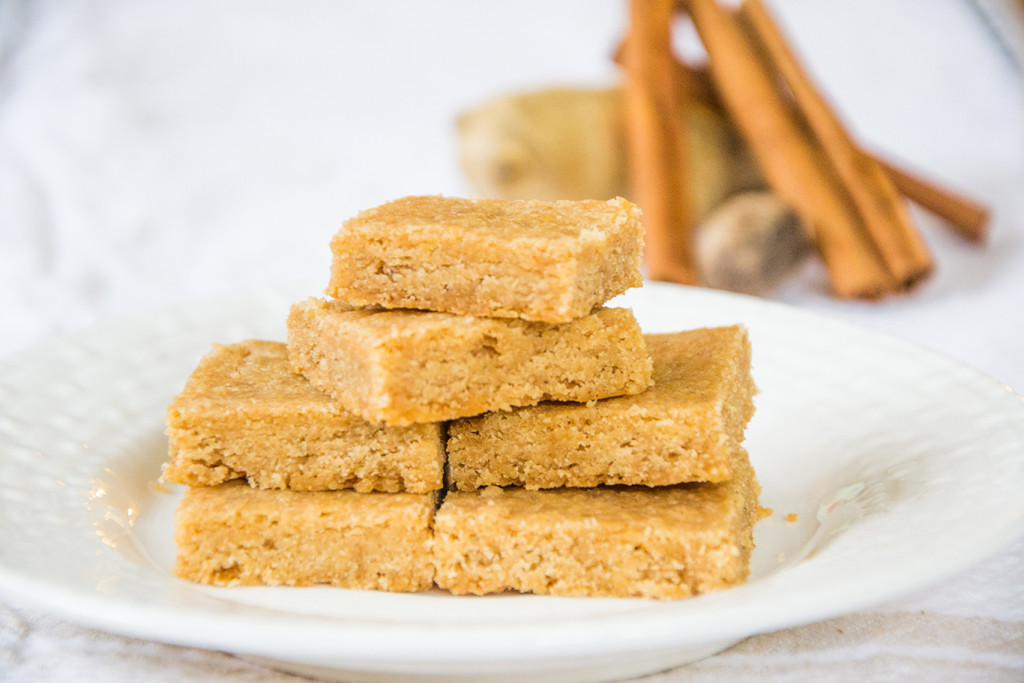 Spiced-Shortbread